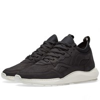 Filling Pieces Low Arch Runner Sneaker Black