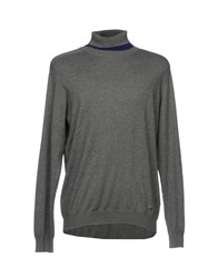 Gj Gaudi' Jeans Turtlenecks Grey