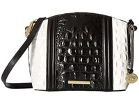 Brahmin Mini Duxbury Black Cross Body Handbags