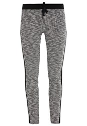Ltb Sibofe Tracksuit Bottoms Black White Grey