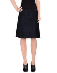 Roberto Collina Skirts Knee Length Skirts Women Black