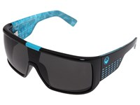 Dragon Alliance Domo Palm Spring Pool Grey Sport Sunglasses Black