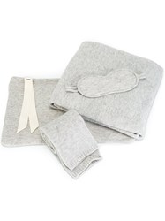 Le Kasha Travel Set Grey