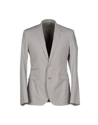 Bikkembergs Blazers Light Grey