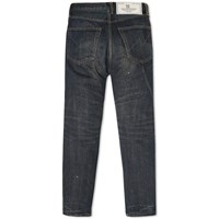 Neighborhood Deep Mid Jean Washed Indigo