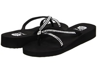 Yellow Box Stormy Black Women's Sandals
