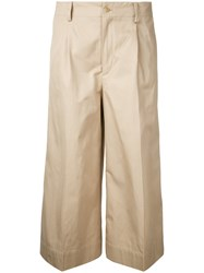 08Sircus Cropped Trousers Nude Neutrals