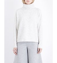 French Connection Weekend Flossie Knitted Jumper Cream