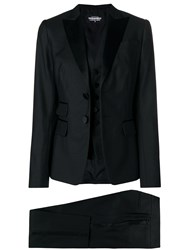 Dsquared2 Classic Two Piece Suit Black