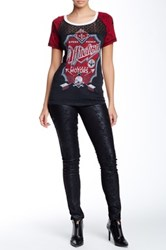 Affliction Raquel Millennium Black Jean