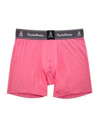 Psycho Bunny Luxe Boxer Briefs Morning Glory
