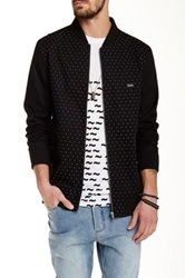 Barney Cools Bomber Jacket Black