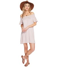O'neill Augustina Dress Silk Worm Women's Dress Beige