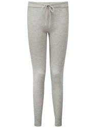 Pure Collection Hambledon Cashmere Leggings Heather Dove