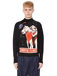 J.W.Anderson Orbital Flight Jacquard Sweater