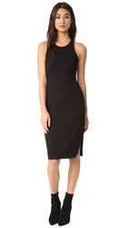 Splendid Ceeley French Terry Dress Black