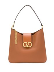 Valentino Garavani Vlogo Hobo Shoulder Bag 60