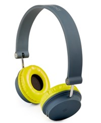 Polaroid Foldable Bluetooth Headphones Yellow