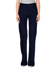 Fendi Trousers Casual Trousers Women Dark Blue