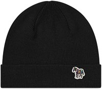 Paul Smith Zebra Beanie Black