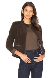 Sanctuary Jacqui Moto Jacket Brown