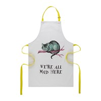 Mrs Moore's Vintage Store Alice In Wonderland Apron Cheshire Cat