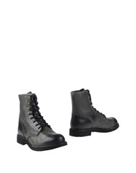 Happiness Ankle Boots Military Green