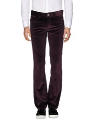 Billionaire Casual Pants Deep Purple