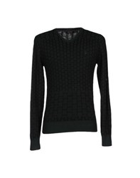 Junk De Luxe Knitwear Jumpers Men Dark Green