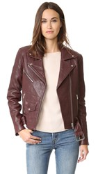 Veda Jayne Classic Jacket Dark Raisin