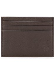 Polo Ralph Lauren Multiple Slots Cardholder Brown