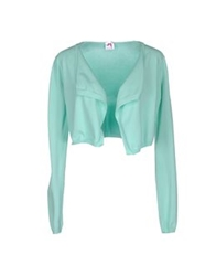 Scee By Twin Set Cardigans Light Green