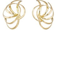 Ana Khouri Women's Martha Earrings Gold