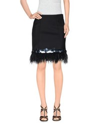 Patrizia Pepe Skirts Mini Skirts Women Black