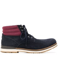 Tommy Hilfiger Outdoor Ankle Boots Blue