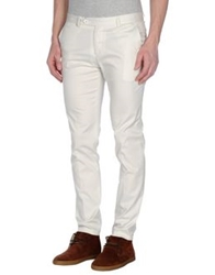 Roberto Pepe Casual Pants Light Grey