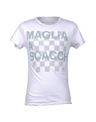 The Casual Approach By Maglia Topwear Short Sleeve T Shirts Men