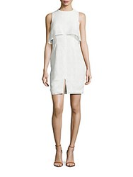 Finders Keepers Better Days Lace Dress Cloud
