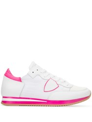 Philippe Model Tropez Sneakers White