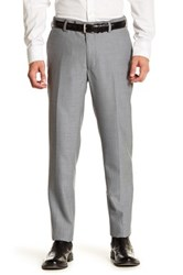 Louis Raphael Modern Fit Flat Front Trouser 30 34 Inseam Yellow