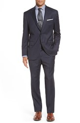 Peter Millar Men's 'Flynn' Classic Fit Houndstooth Wool Suit