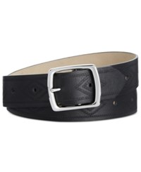 Styleandco. Style Co. Diamond Embossed Belt Only At Macy's Black