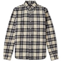 Beams Plus Button Down Viyella Check Shirt Multi