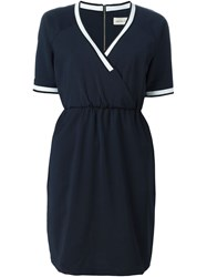 Libertine Libertine 'Lost' Dress Blue