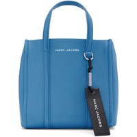 Marc Jacobs Blue The Mini Tag Tote