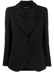 Emporio Armani One Button Blazer 60