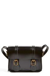 Dr. Martens 7 Inch Leather Crossbody Clutch