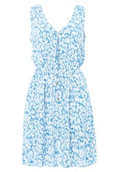 Chiemsee Linnet Jersey Dress Grand Leo Blue