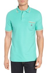 Psycho Bunny Binfield Pocket Polo Florida