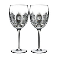 Waterford Essentially Dungarvan Goblets Set Of 2